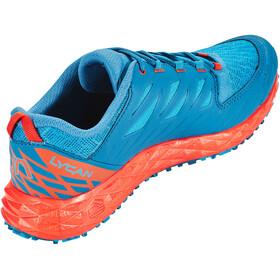 La Sportiva Lycan Shoes Herr tropic blue/tangerine